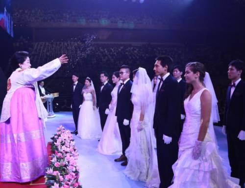 4000 par fikk sitt ekteskap velsignet