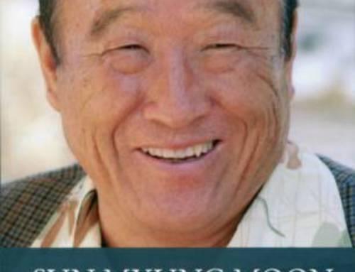 Sun Myung Moons selvbiografi på norsk